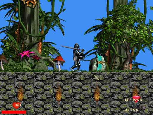 Click to view Knight Adventures 1.3 screenshot